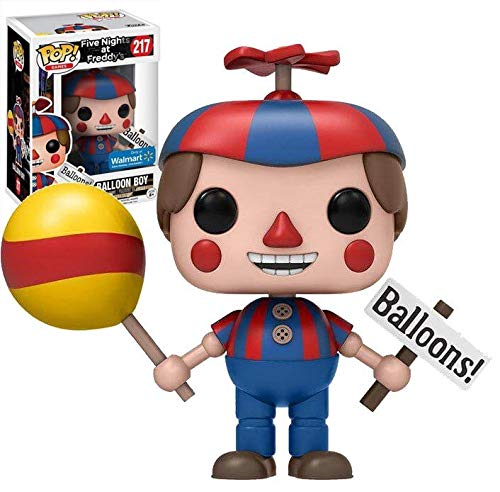 Five Nights At Freddy's Balloon Boy Vinyl Figure 217 Collector's figure Standard