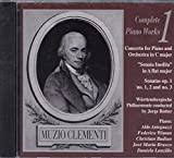 Clementi, Sämtliche Werke mit Klavier Vol. 2