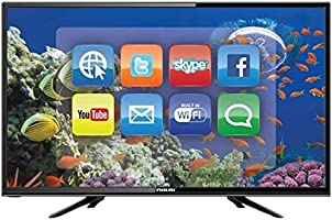 Nikai 65 Inch 4K UHD Android LED TV Black - UHD65SLEDT