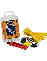 Velox RV 77P00 - Caja parches de ciclismo