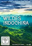 Wildes Indochina (2 DVDs) (Malaysia l Vietnam l Kambodscha l Thailand l China)