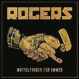 Mittelfinger Für Immer (Ltd. CD Digipak) - Rogers