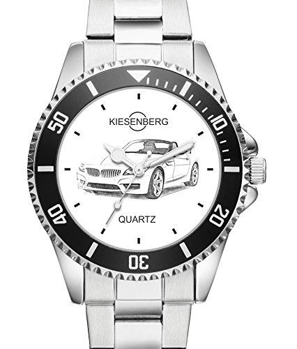 KIESENBERG ® Uhr 20036 mit Auto Motiv für BMW Z4 Fahrer