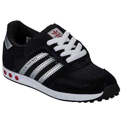 Adidas Zapatillas La Trainer CF I Negro/Blanco EU 20 dQDgH