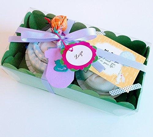Regalo MUY Original para Recién Nacidos: BODY y GORRITO de marca con Pañal DODOT en forma de Cupcakes   Talla 1-6 meses   100{b66c6171fb23527958266c826ceec113065a2ac7bf8e6c3bf78abf3fe26d127e} Algodón   Todo es DE MARCA   UNISEX (para niños o para niñas)