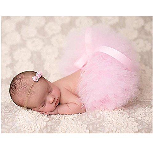 Accesorios sesión fotos bebé Binlunnu. Disfraz