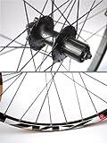 "Momentum Boulder MX/Deore 26"" Disc Wheel: Rear"