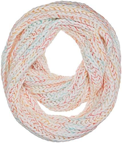 Roxy Tonic-Sciarpa da donna, colore: bianco