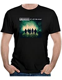 Yrewer Mens 3 Doors Down Us And The Night Album Tshirt 100% Cotton