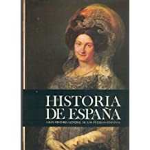 Historia de España volumen V: La casa de Borbon (siglos XVIII a XX)