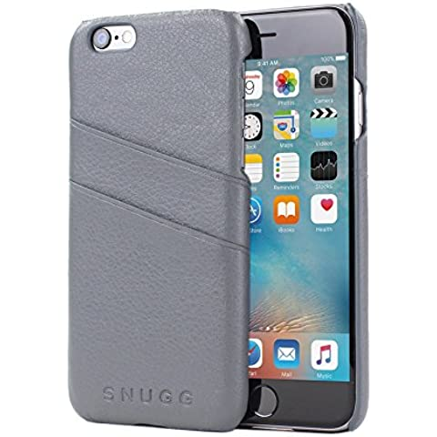 iphone-ultrathin-cs-parent, Similpelle Pelle, Grey, iPhone 6 /