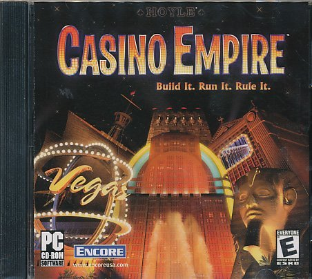 Hoyle Casino Empire - PC by Sierra