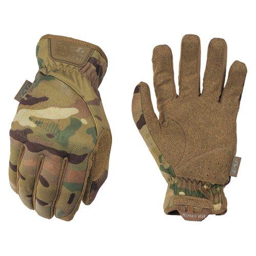 Mechanix FFTAB-78-010 Wear fftab-78–010–FastFit Tactical Touch Handschuhe Camouflage, Multicam, groß, L