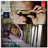 Adobe Photoshop Elements 14 & Premiere Elements 14 (Frustfreie Verpackung)