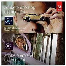 Adobe Photoshop Elements 14 und Premiere Elements 14 PC/Mac (Frustfreie Verpackung)