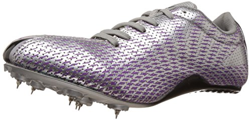Nivia Men's Purple and Silver Running Shoes - 6 UK/India (39 EU)(7 US)(104)  available at amazon for Rs.490