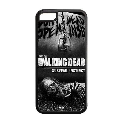 5C Case, The Walking Dead 5C Cases Étui, 5C Case Cover, iPhone 5C Case, iPhone 5C Cases, 5C