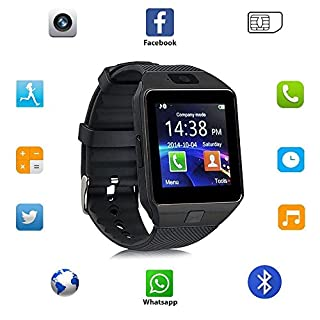 Smart watch Bluetooth 3.0, SIM Slot, TF, 13 Functions, Android 4.3, SoVogue