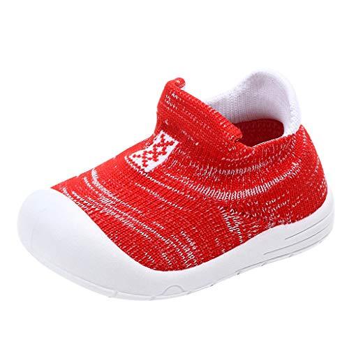 Outdoor-traditionellen Swing (Alwayswin Baby Jungen Mädchen Socken Schuhe Kleinkindschuhe Mode Slip-On Mesh Babyschuhe Flache Bequem Weich Kinderschuhe Outdoor rutschfest Wanderschuhe Wild Einzelne Schuhe)