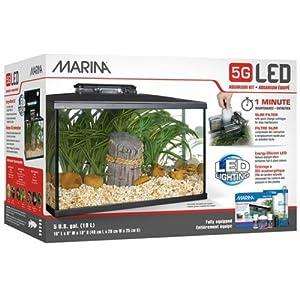 Marina LUX LED Aquarium Kit, 19 Litre