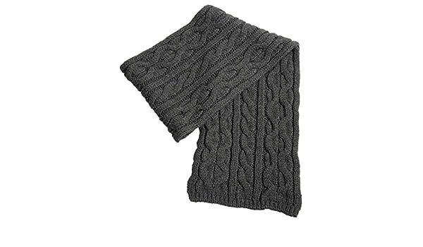 Echarpe Alpaga en Tricot Lierys echarpe en tricot foulard pour femme (taille  unique - anthracite)  Amazon.fr  Vêtements et accessoires 79f59b5cde8