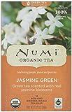 Numi Tea Jasmine Mkn Green Tea (6x18 Bag) - Best Reviews Guide