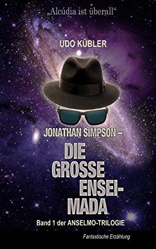"Jonathan Simpson – Die große Enseimada: 1. Teil der ""Anselmo-Trilogie"" (Die ""Anselmo-Trilogie"")"