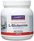 Lamberts L Glutamina Polvo - 500 Unidades