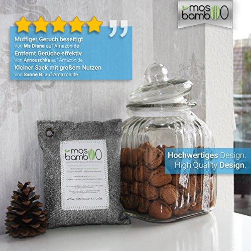 lufterfrischer cleanair 250g aus bambus aktivkohle nat rlicher geruchsentferner. Black Bedroom Furniture Sets. Home Design Ideas