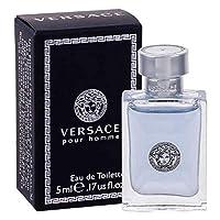 Versace Pour Homme Miniature for Men - Eau de Toilette, 5 ml