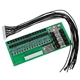 HITSAN 48V 30A 16 Cell LiFePo4 Lithium Iron Battery BMS Balancing Protection Board One Piece