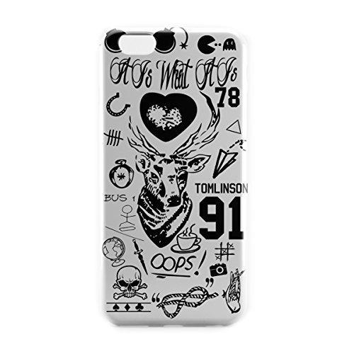 toos Louis Iphone 6 Case (Louis Tattoos)