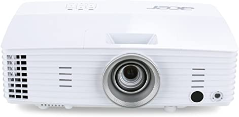 Acer H6518BD DLP Projektor (Full HD 1920 x 1080 Pixel, 3200 ANSI Lumen, Kontrast: 20000:1)