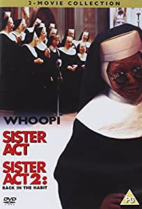 Sister Act / Sister Act 2 - Back In The (2 Dvd) [Edizione: Regno Unito] [Edizione: Regno Unito]