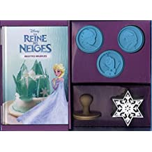 Coffret Frozen: Recettes magiques de la Reine des neiges