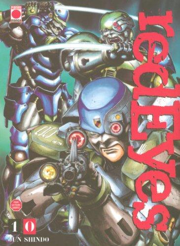 Red eyes Vol.10 par SHINDO Jun