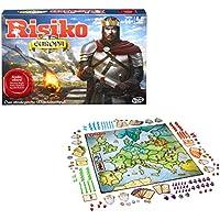 Hasbro Spiele B7409100 - Risiko Europa, Strategiespiel