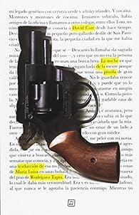 La noche de la pistola par David Carr