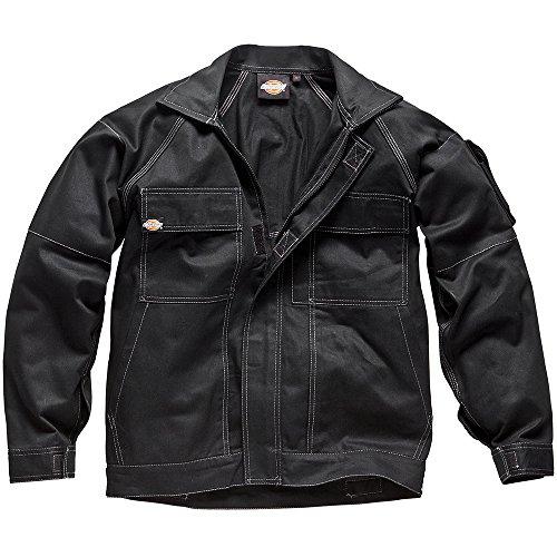Dickies Wd4910, Veste de Travail Homme Noir (Noir)