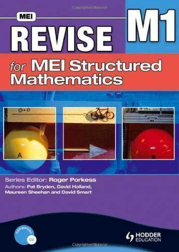 Revise for MEI Structured Mathematics: Level M1 by Bryden, Pat (2008)