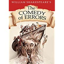 The Comedy of Errors.: (Annotated) (English Edition)