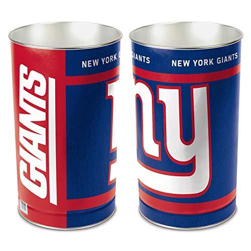 Wincraft Team Effort NFL Abfalleimer, New York Giants, One Size Fits All
