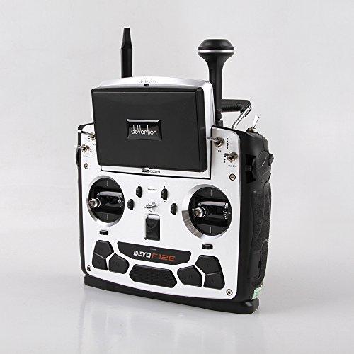 Walkera 25161 - Tali H500 Hexacopter FPV 3D Gimbal Devo12E mit HD Cam, weiß - 6