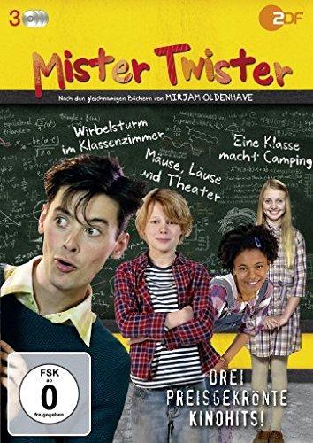 Mister Twister - Komplettbox [3 DVDs] hier kaufen
