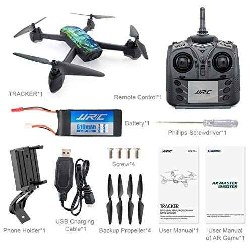 Per JJR/C JJRC H55 RC professionale Drone Quadcopter Ricambi WIFI GPS Helicopter RC Drone con telecamera 720P