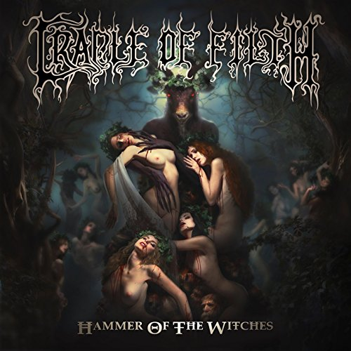 Cradle of Filth: Hammer of the Witches (Audio CD)