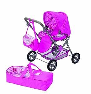 Zapf Creation 813997 - Baby born Puppenwagen