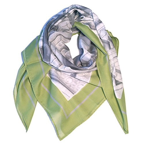 Personalisierter Schal mit Ihrem Motiv - SEIDE - Seidenschal mit meinem Bild! Persönliches Geschenk