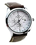 Cross Analogue Silver Dial Men's Watch - Ccrs-Wrst-Wtch