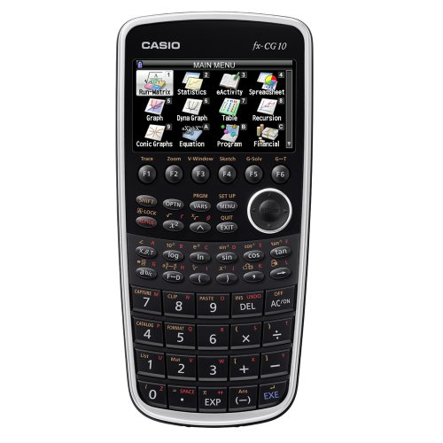 Casio FX-CG10-L-IH Calculatrice